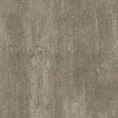 Locking Golden Concrete12-inch x 23.82-inch Luxury Vinyl Tile Flooring (19.8 sq. ft./Case)