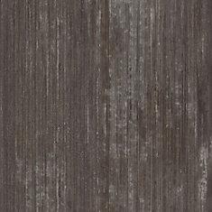 Plancher de tuiles de vinyle de luxe de 12 po x 23,82 po gris pierre olympique verrouillable (19,8 pi2 / caisse)
