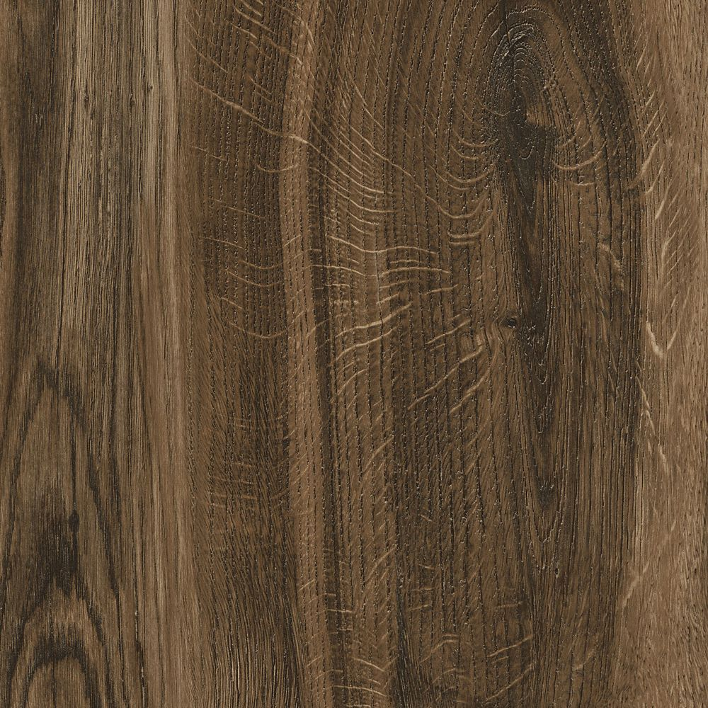 8.7  Inch X 47.6  Inch Gunstock Hickory Luxury Vinyl Plank Flooring (20 Sq.  Feet /Case)