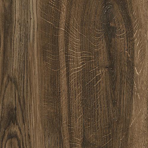 Locking Gunstock Hickory 8.7-inch x 47.6-inch Luxury Vinyl Plank Flooring (20.06 sq. ft. / Case)