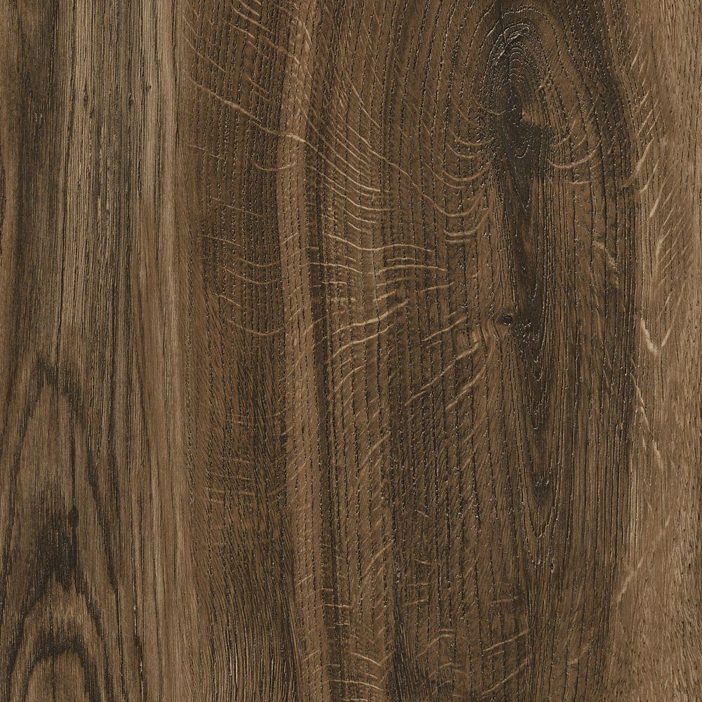 8.7  Inch X 47.6  Inch Gunstock Hickory Luxury Vinyl Plank Flooring (20 Sq.  Feet /Case)