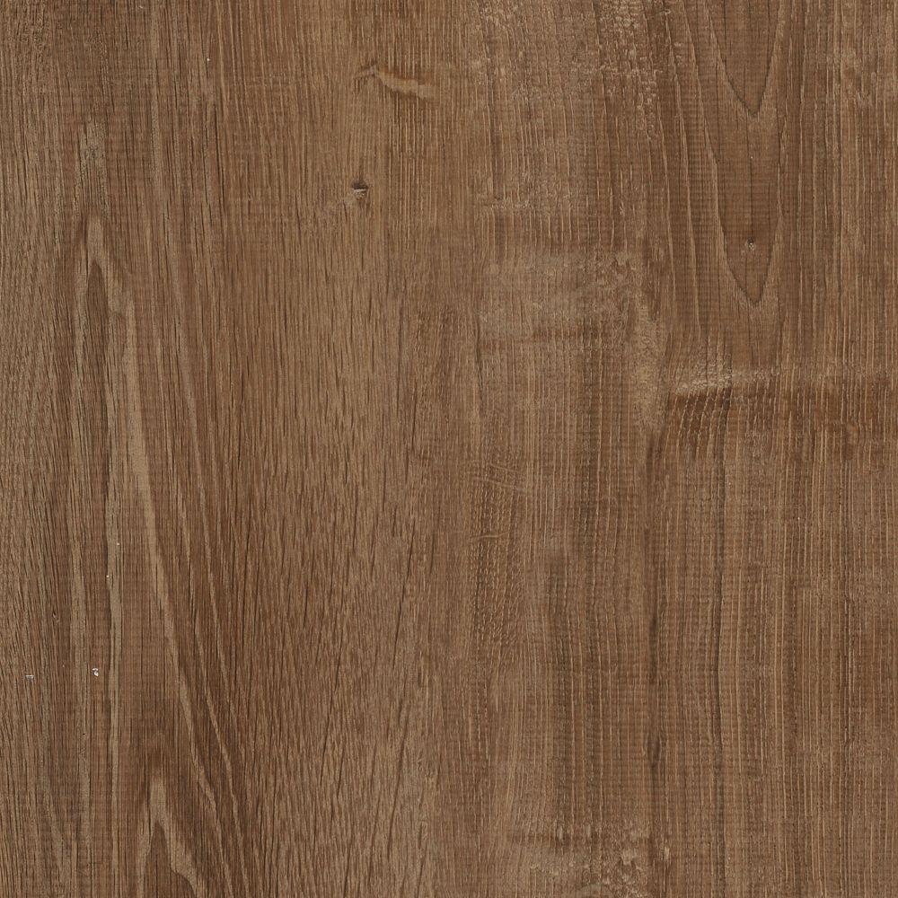 8.7  Inch X 47.6  Inch Smoked Oak Coffee Luxury Vinyl Plank Flooring (20 Sq.  Feet /Case)