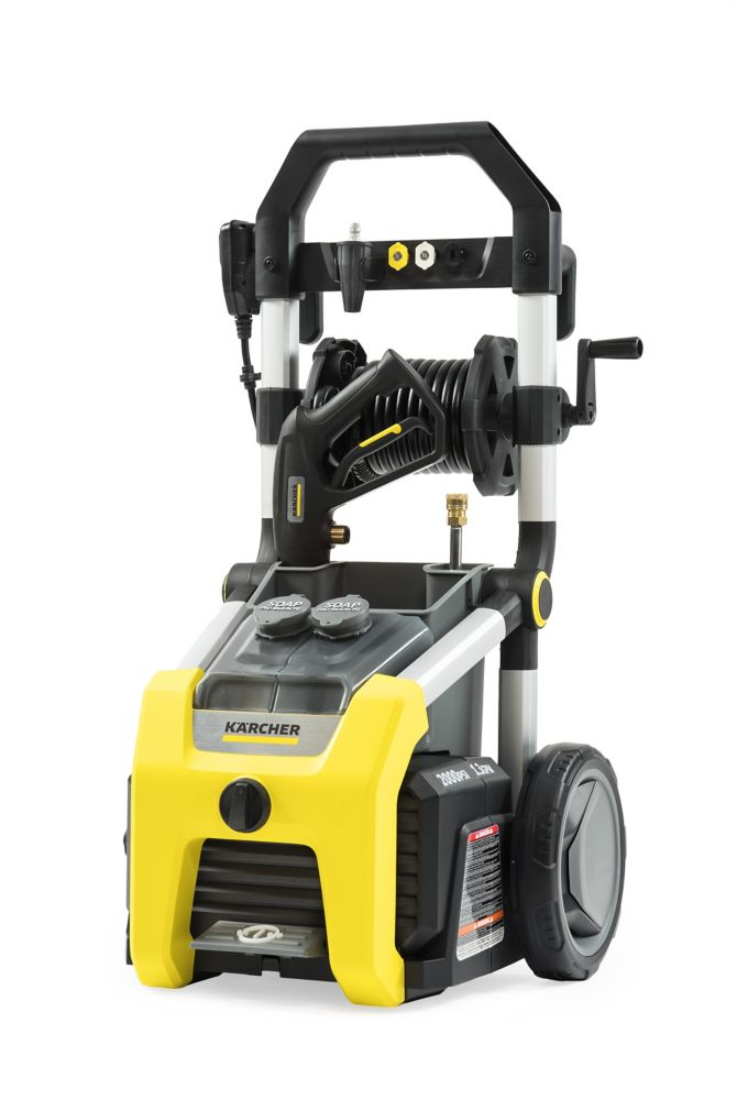 Karcher K2010 2000 PSI 1.3 GPM Electric Pressure Washer