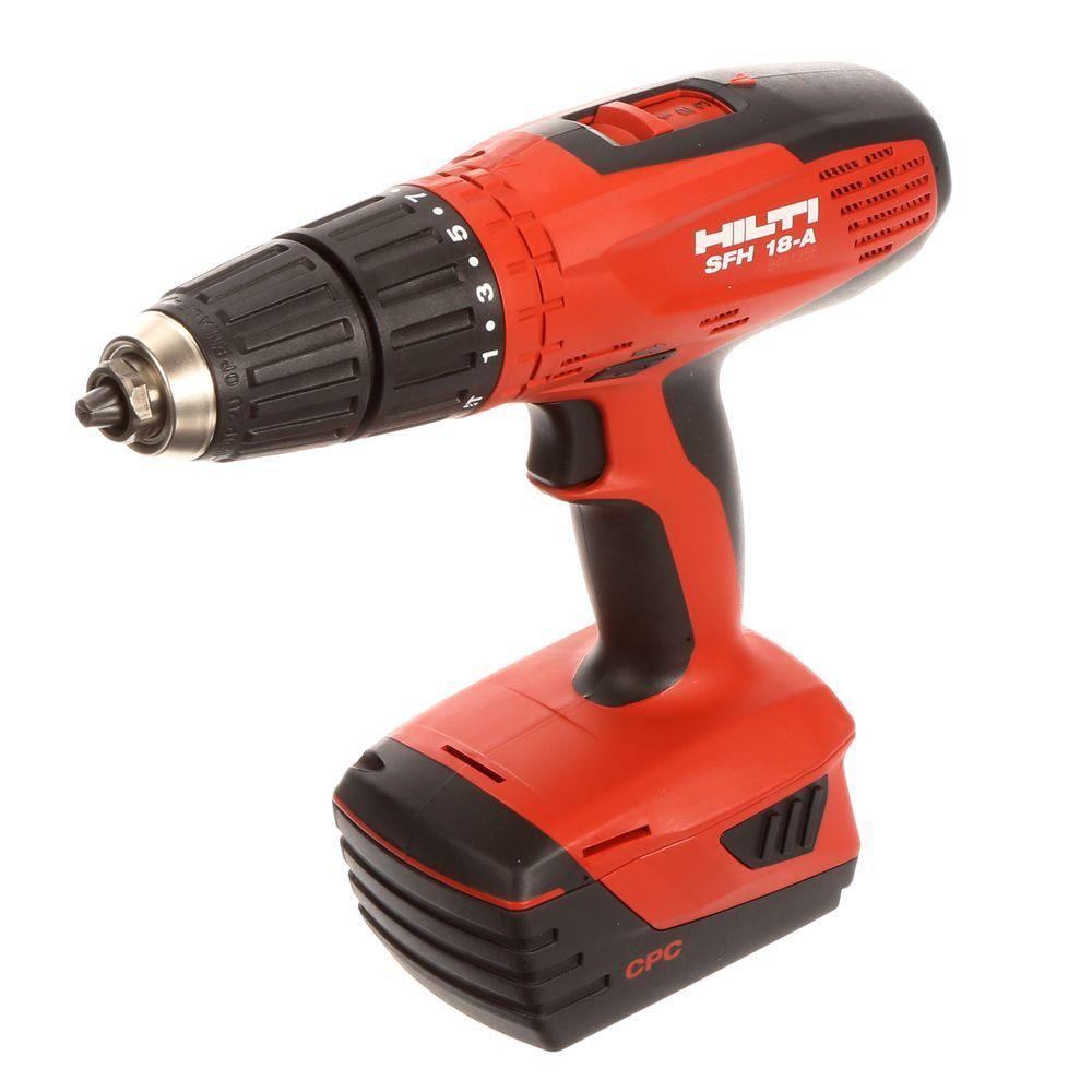 Cordless Hammer Drill Driver Tool Body SFH 18-A