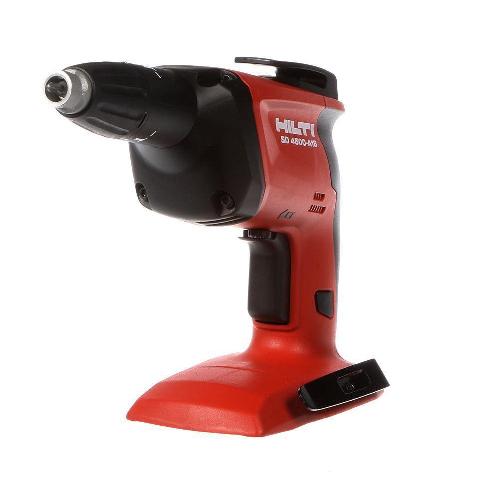 SD 4500-A18 Cordless Screwdriver Tool Body