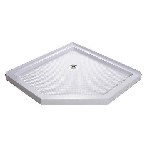 SlimLine 36-inch x 36-inch Neo Shower Base in White