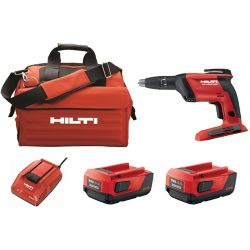 Hilti SD 4500 18-Volt Lithium-Ion 1/4-inch Hex Cordless High Speed Drywall Screwdriver