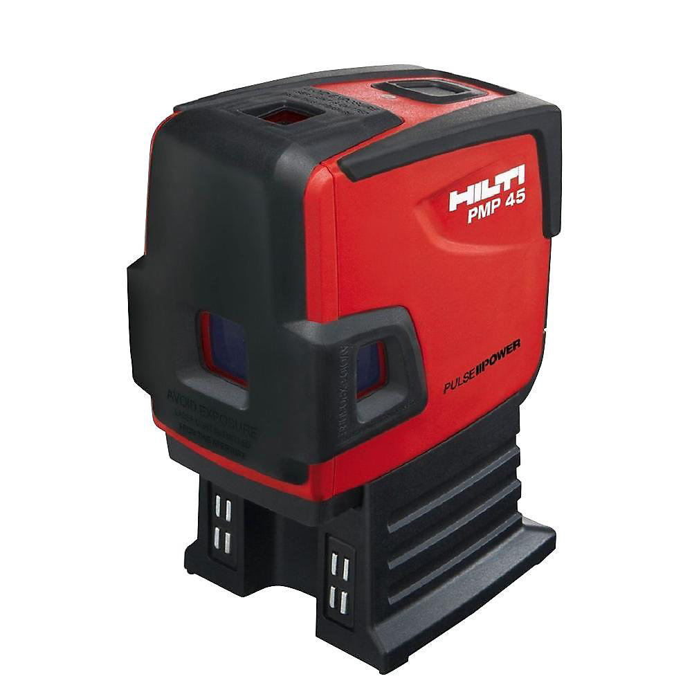 Laser de mise à l'aplomb et à l'équerre 5points PMP45