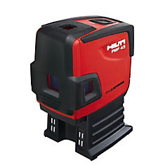 PMP 45 Plumb and Square 5-Point Laser