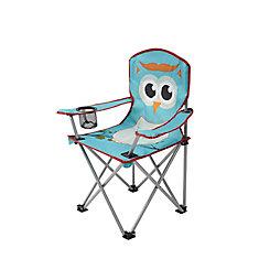 Chaise pliante pour enfant-Hibou/Chat/Éléphant/Singe