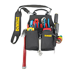 14 Pocket Electrician's Tool Pouch