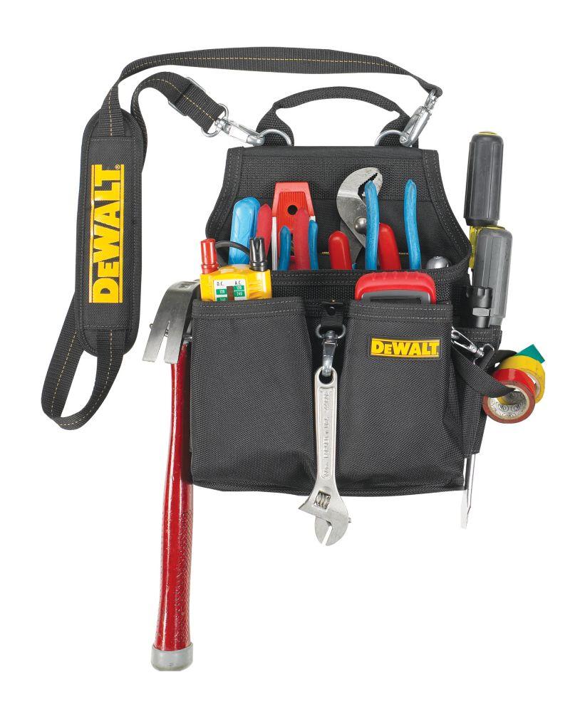 DEWALT 14 Pocket Electrician's Tool Pouch