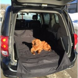 Cargo Liner Extra Large For SUVs And Mini Vans - 244x122x38cm