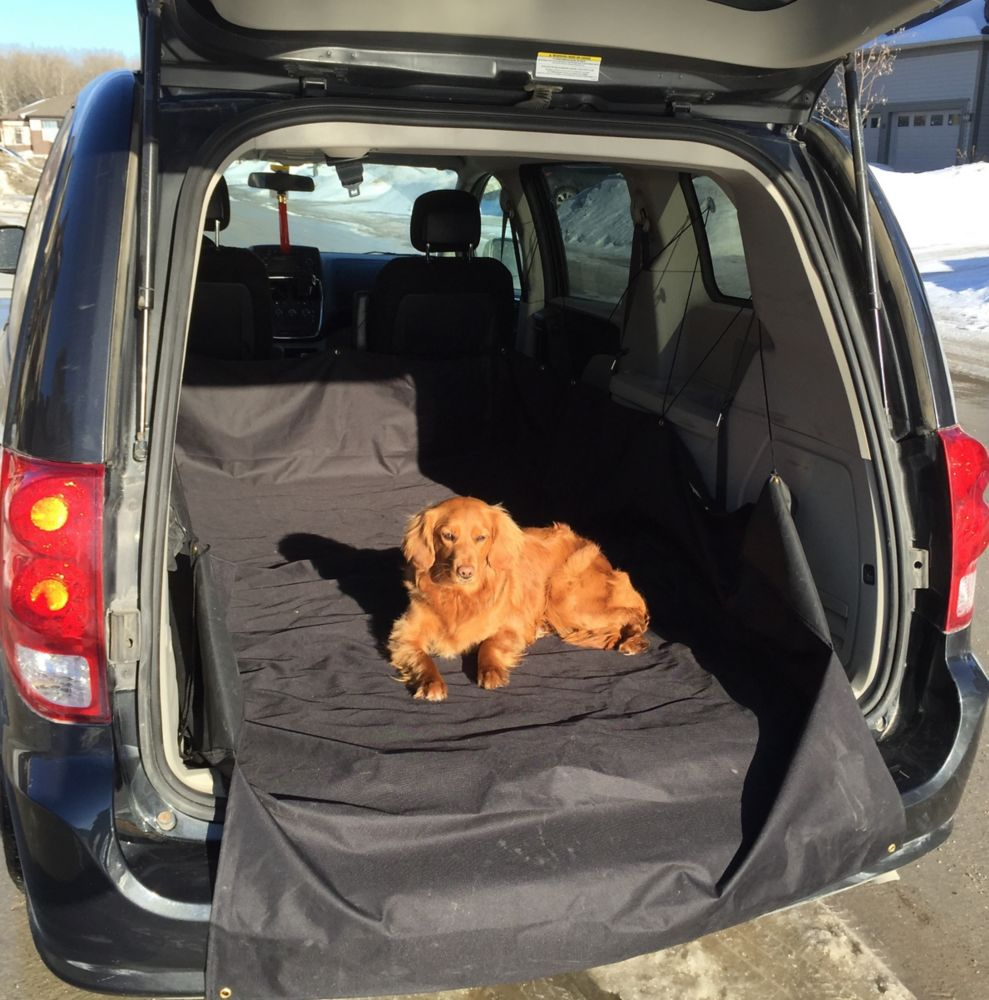 Cargo Liner Cargo Liner Large For SUVs And Mini Vans - 188x107x38cm