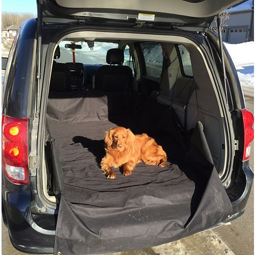 Cargo Liner Large For SUVs And Mini Vans - 188x107x38cm