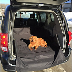 Cargo Liner Medium For SUVs And Mini Vans - 142x107x38cm