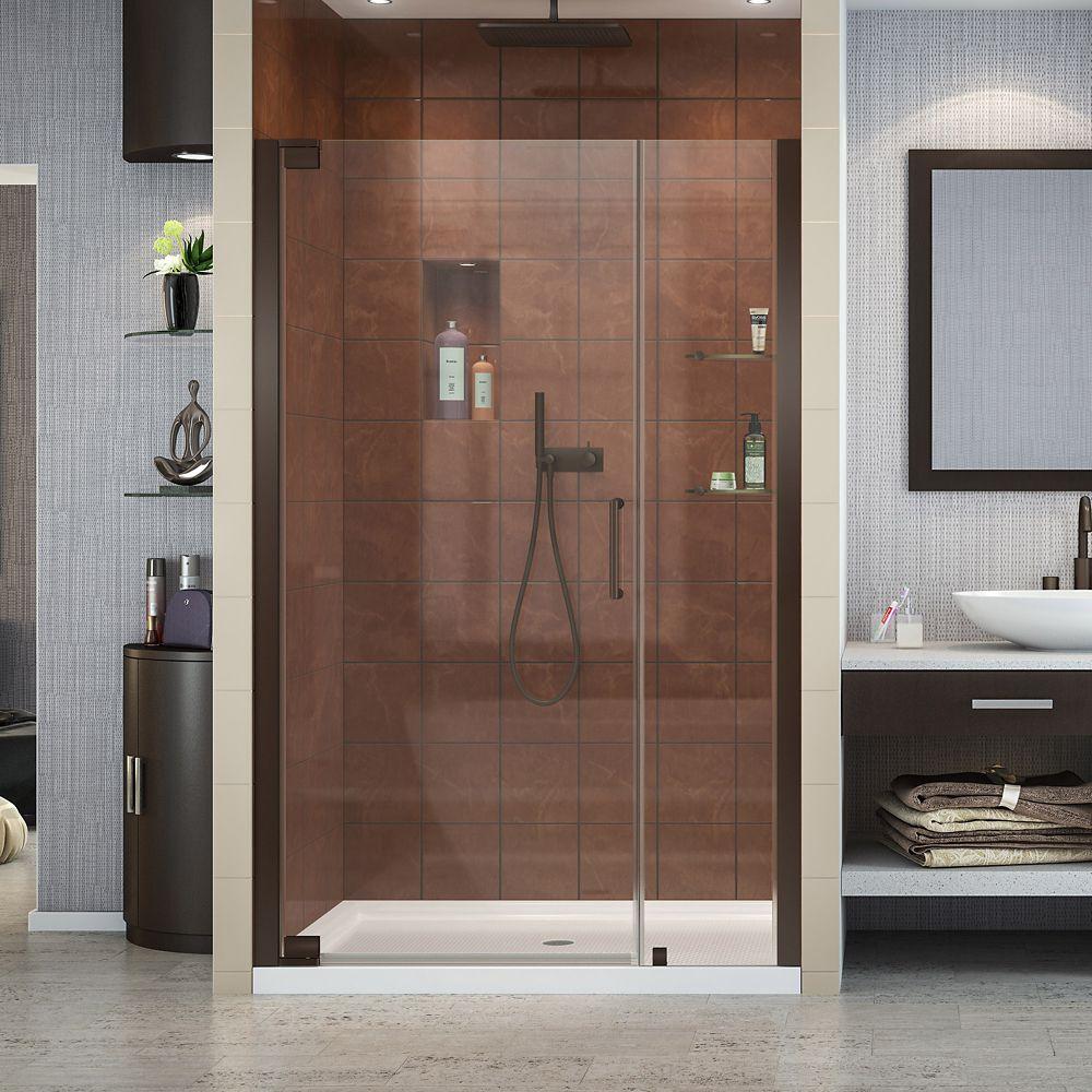 MAAX Progressive Pivot Shower Door 24 1/2 - 26 1/2 Inches | The Home ...