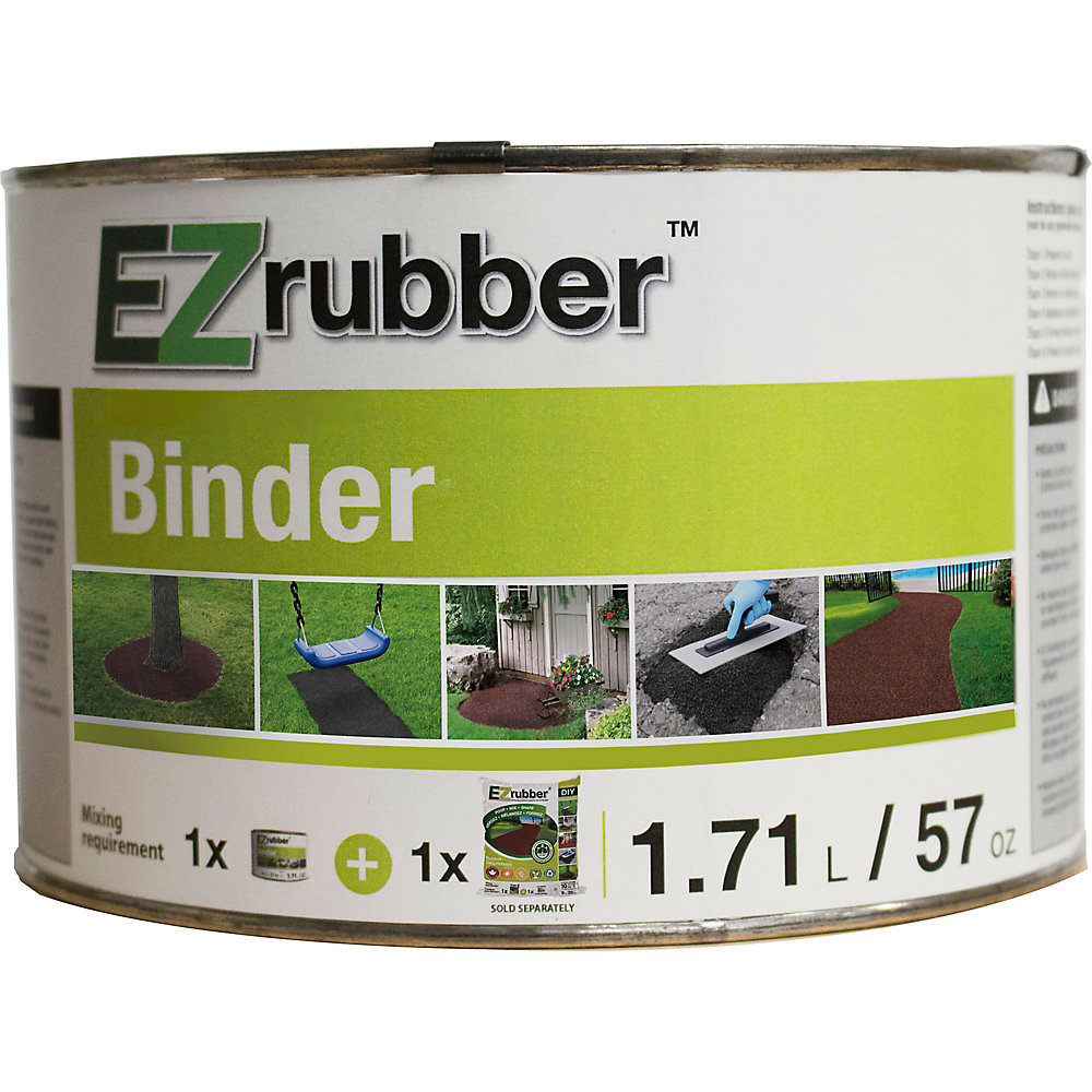 Multy Home EZ Rubber Surfacing Solution Binder | The Home Depot Canada
