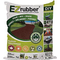 EZ Rubber Surfacing Solution Terracotta