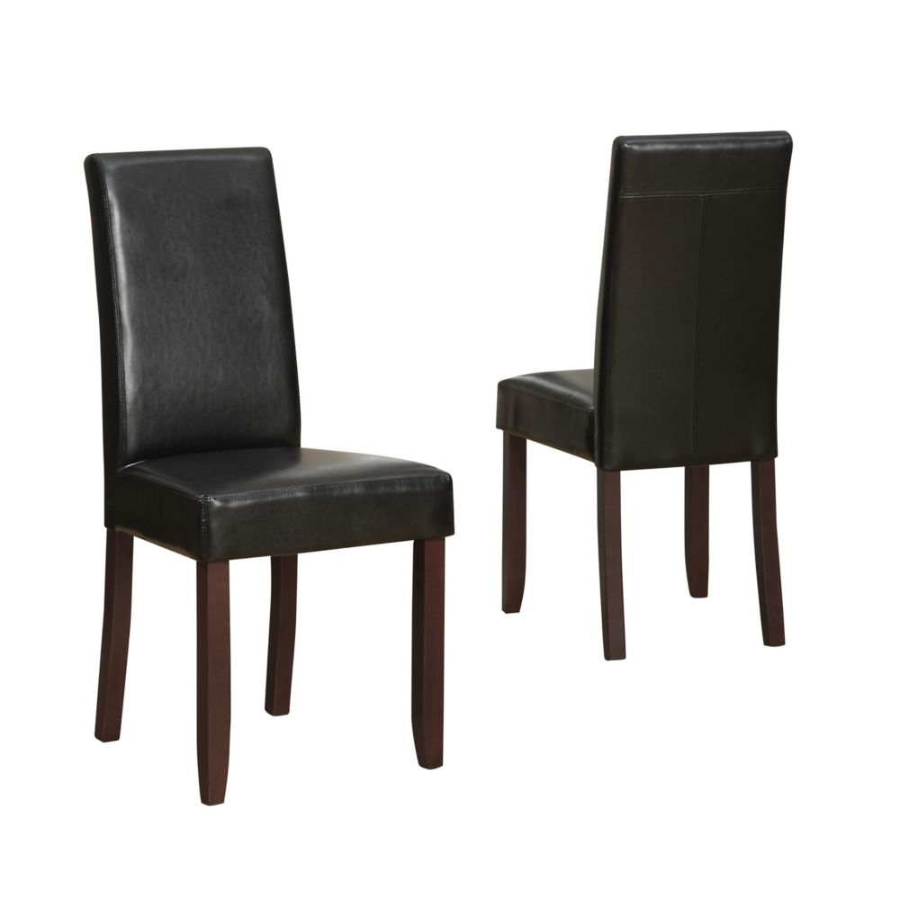chaises de salle manger home depot canada. Black Bedroom Furniture Sets. Home Design Ideas
