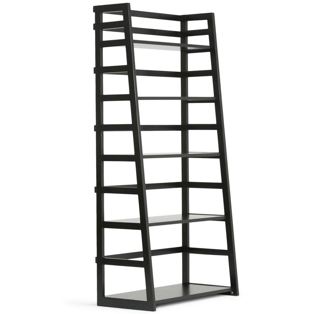 Acadian Ladder Shelf Bookcase