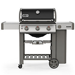 Weber Genesis II E-310 3-Burner Propane Gas BBQ in Black