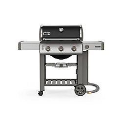 Weber Genesis II E-310 3-Burner Natural Gas BBQ in Black