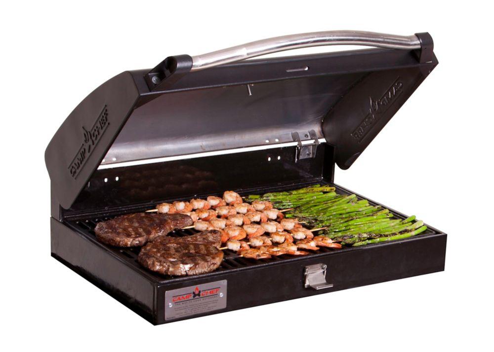 Camp Chef 16-inch x 24-inch Deluxe Grill Box Accessory