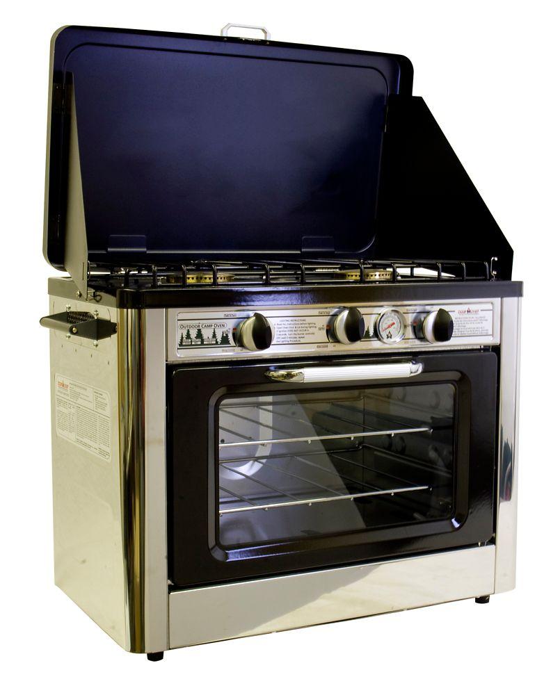 Deluxe Outdoor Oven � ETL