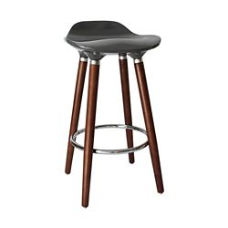 !nspire Trex Ii Ensemble De Deux Tabouret Adjustable, 26 Po - Gris