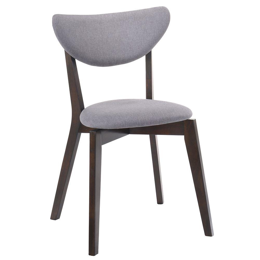 Kokia-Side Chair-Walnut-Set of 2