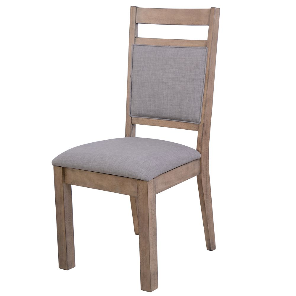 Melville-Side Chair-Grey-Set of 2