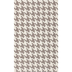 Home Decorators Collection Akita Ivory 3  ft. 6-inch x 5  ft. 6-inch Indoor Area Rug