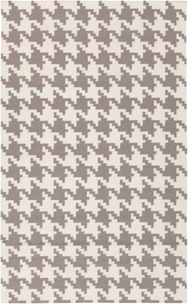 Home Decorators Collection Akita Ivory 5  ft. x 8  ft. Indoor Area Rug