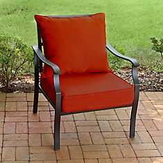 2 Piece Deep Seat Set-Sunvalley Red