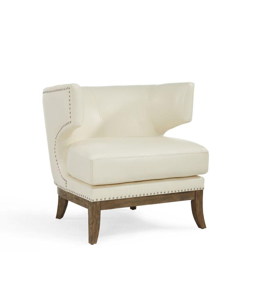 Wynn-Accent Chair-Ivory