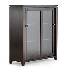 Cosmopolitan Medium Storage Cabinet