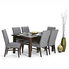 Eastwood -  Table rectangulaire 66 x 40po pour salle à dîner