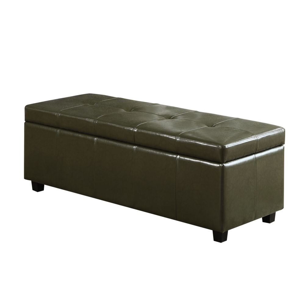 Castleford Large Rectangular Storage Ottoman Bench