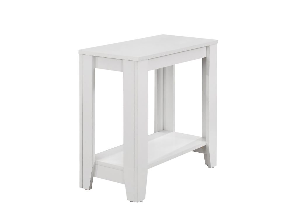 Monarch Specialties Accent Table White