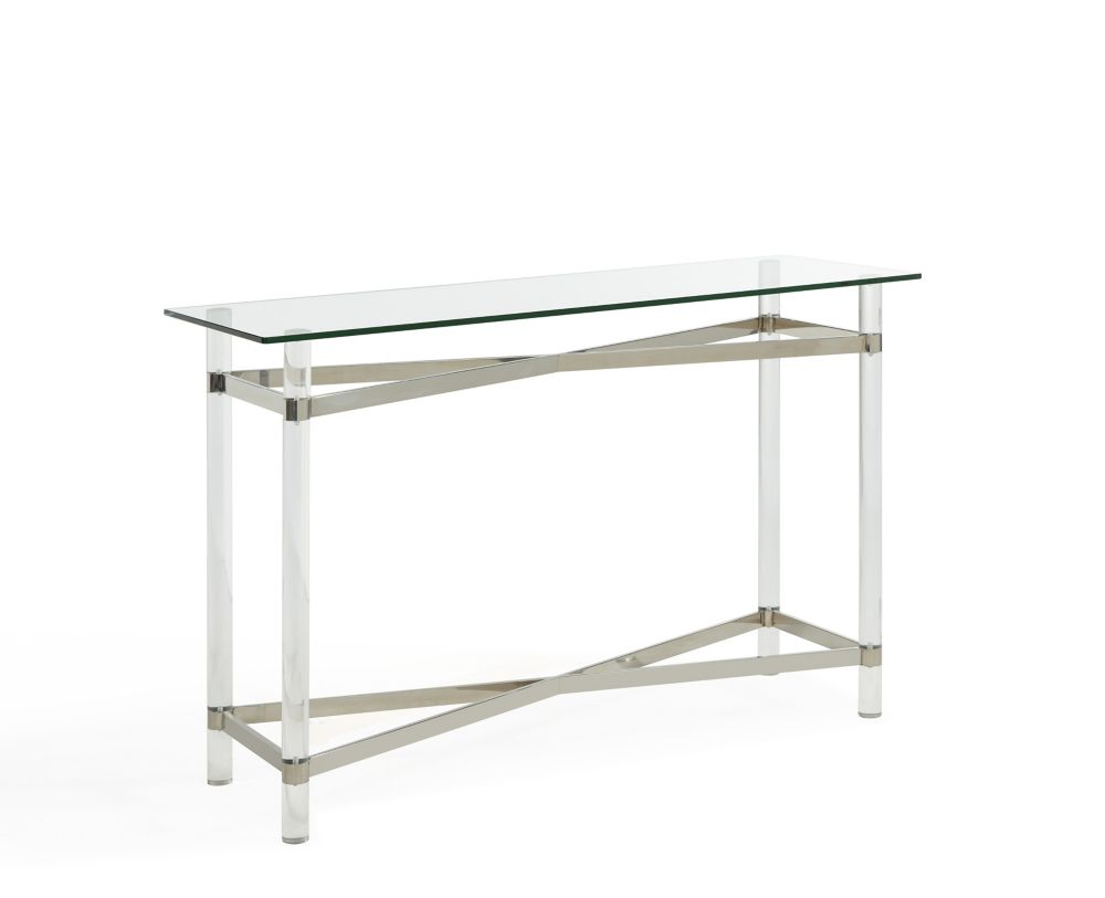 Morelia-Console Table-Chrome