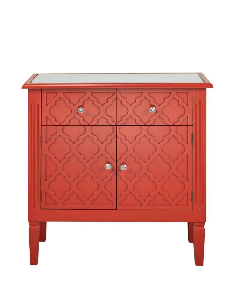 Sophia-Cabinet-Red