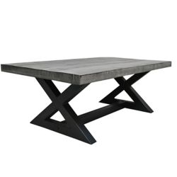 !nspire Zax-Coffee Table-Distressed Grey