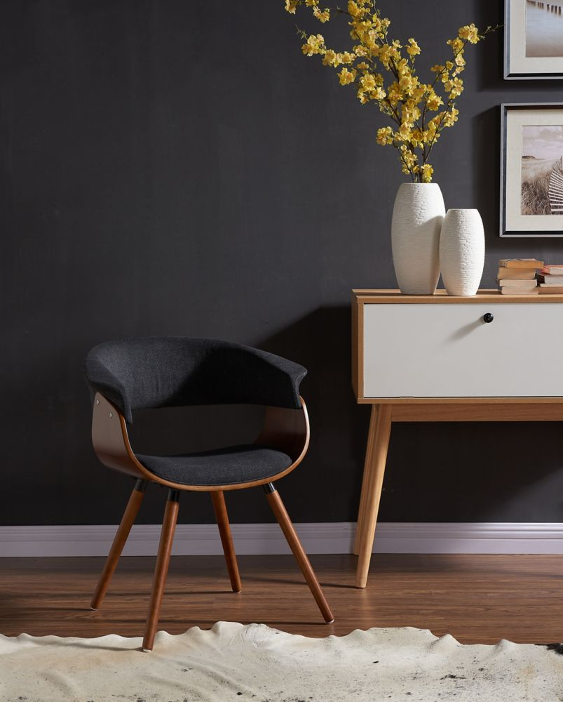 Holt-Accent Chair-Charcoal Grey