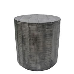 !nspire Eva-Accent Table-Distressed Grey