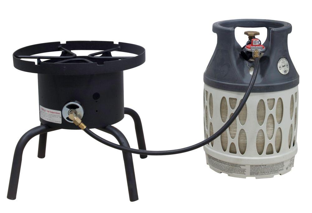 High Output Single Burner Cooker � CSA