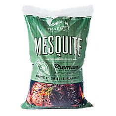 20 lb. Mesquite Wood Pellets