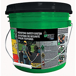 UpGear Roofing Safety System Bucket