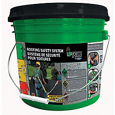Roofing Safety System Bucket