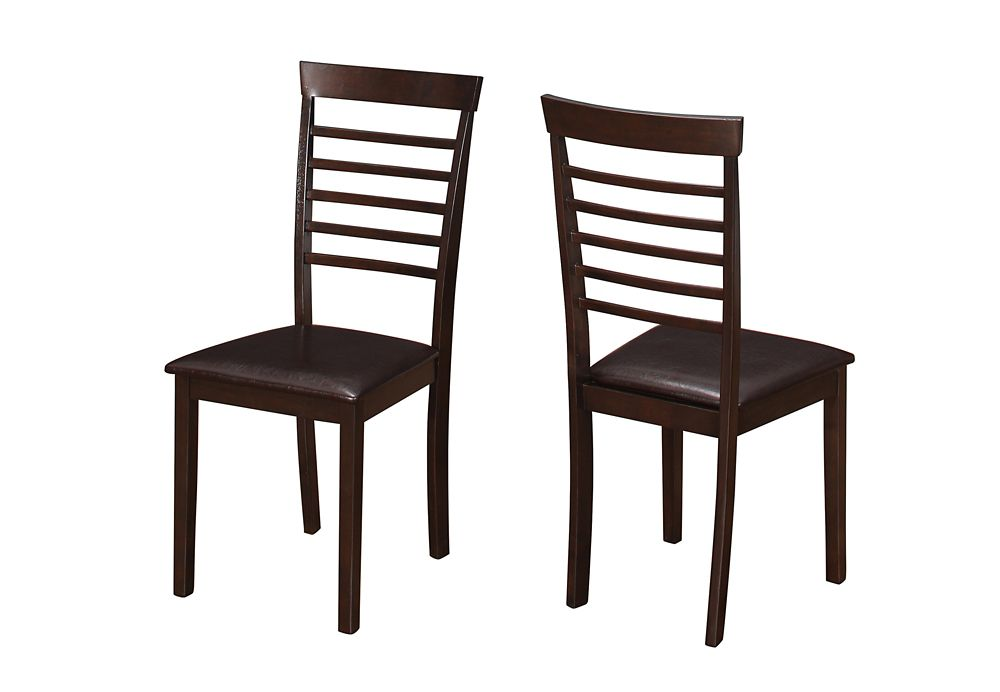 Monarch Specialties Metal White Cross Back Armless Dining ...